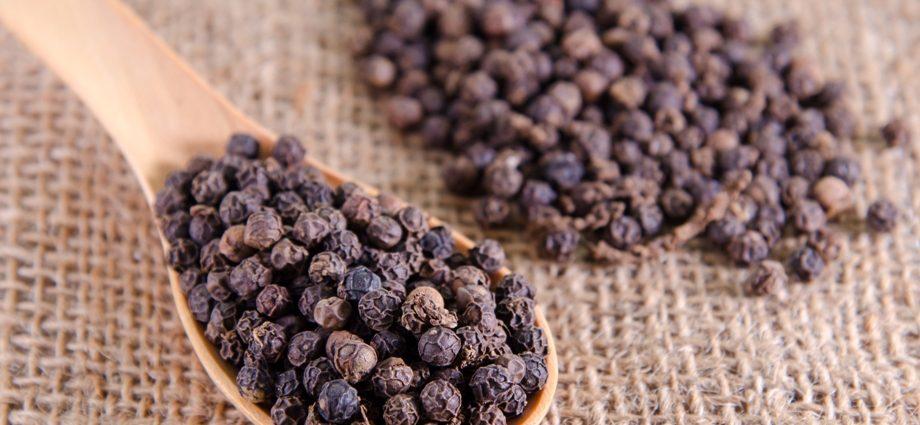«Черный перец горошком» фото - k0ceog1gymny uchenye chernyi perets prodlevaet zhizn 920x425