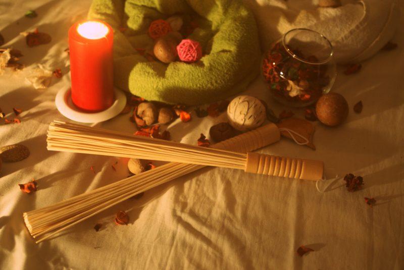 «Бамбуковый веник для бани. Как пользоваться бамбуковым веником для бани?» фото - bambukovyj venik 2 800x535