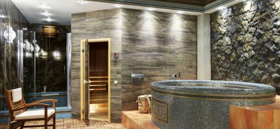 «Баня в подвале дома: преимущества и особенности. Как построить баню или сауну в подвале дома своими руками?» фото - banya v podvale 1 920x425