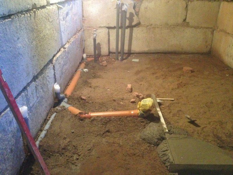 «Баня в подвале дома: преимущества и особенности. Как построить баню или сауну в подвале дома своими руками?» фото - banya v podvale 7 800x600