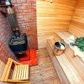 «Как правильно топить баню?» фото - o polze bani na drovah 120x120