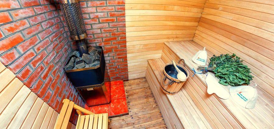 «Как правильно топить баню?» фото - o polze bani na drovah 900x425