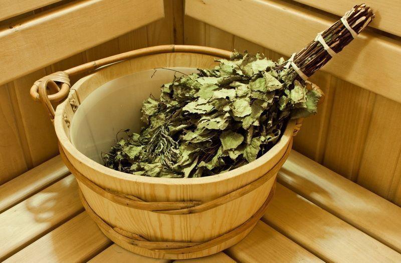«Как делать березовые веники для бани?» фото - venik zaparennij 800x525