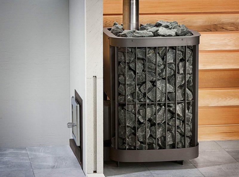 «Дровяные печи для бани: их преимущества перед другими» фото - Kakuyu pech ustanovit v bane 1024x761 800x595