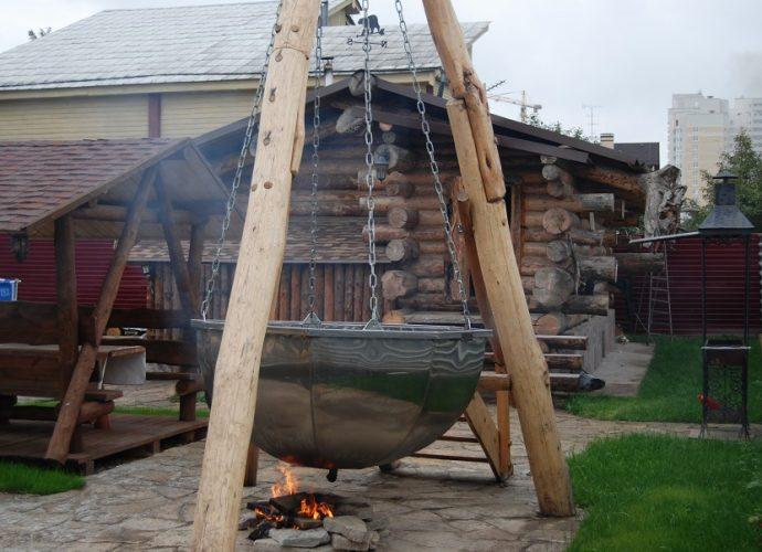 «Банный чан на дровах» фото - dsc 3695 690x500