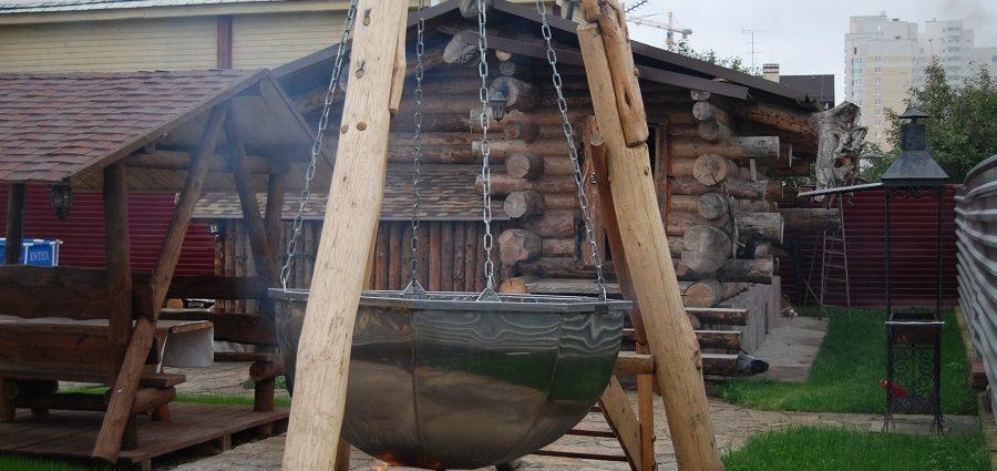 «Банный чан на дровах» фото - dsc 3695 900x425