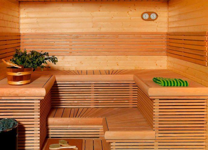«Обустройство бани: традиционные и современные решения» фото - kak pravilno sdelat parilku 690x500