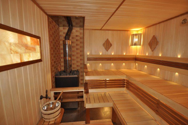 «Термодревесина: её свойства и области применения» фото - 26132293 w640 h640 banya sauna pod 800x531