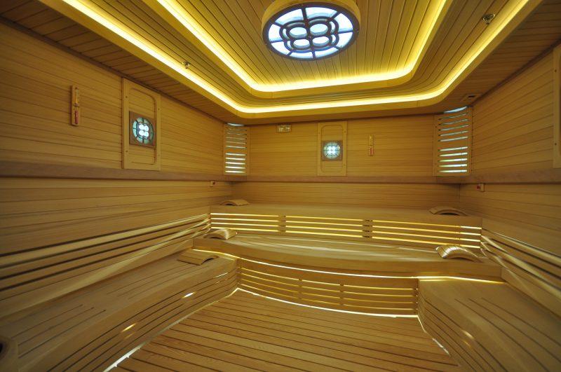 «Оптоволоконное освещение бани» фото - 3754b421260167.56043e9e0a9c1 1 800x531