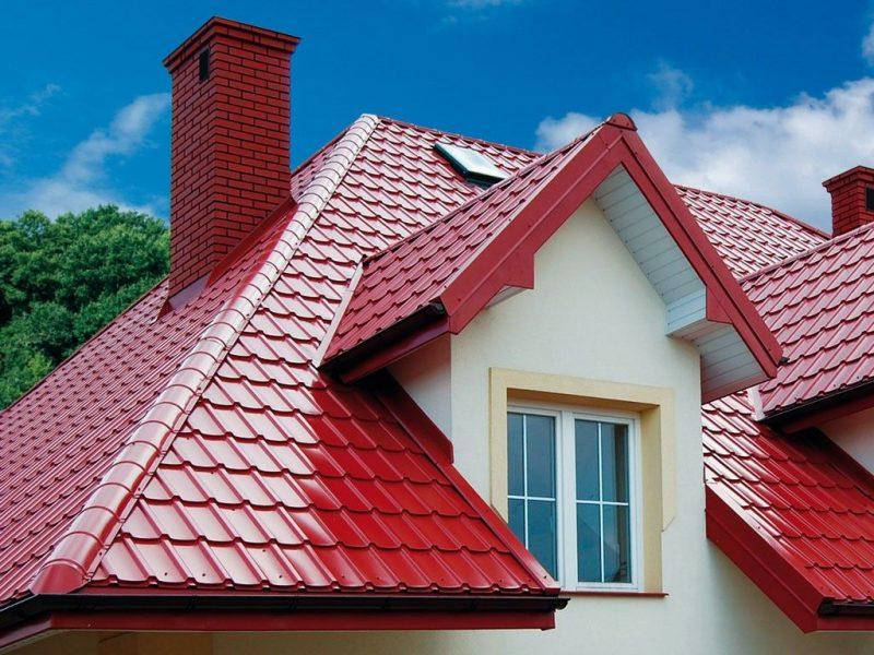 «Как выбрать металлочерепицу для крыши?» фото - 875 original 800x600