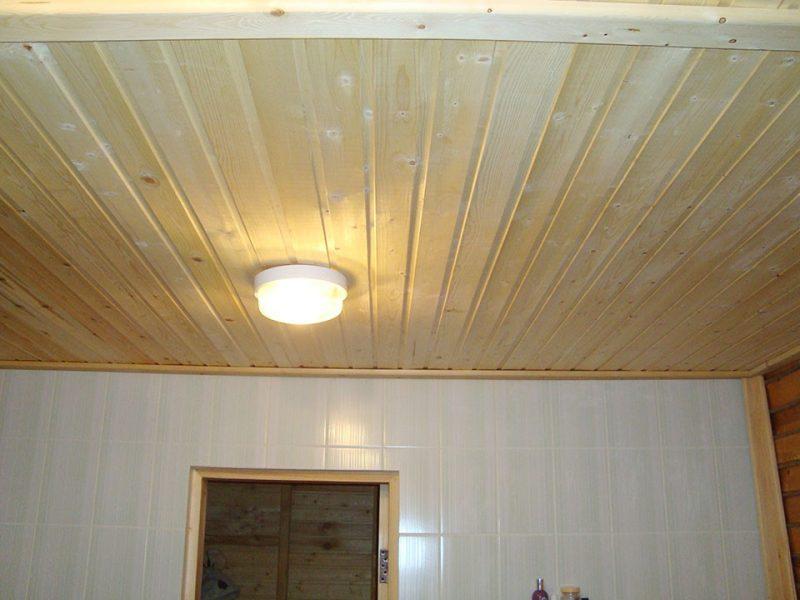 «Как сделать потолок в бане» фото - dizayn interera pod starinu 588653a26c795 800x600