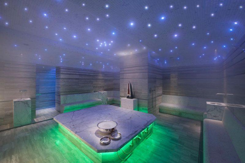 «Оптоволоконное освещение бани» фото - s1200 1 800x534