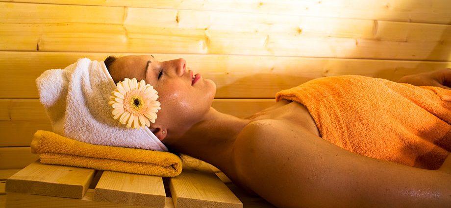 «Правильный уход за волосами в бане» фото - Kak polzovatsja maskami v saune 920x425