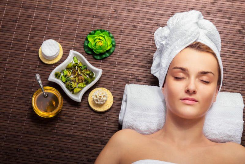 «Правильный уход за волосами в бане» фото - med spas open 800x534