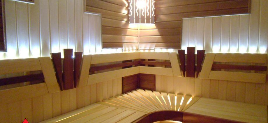 «Строительство сауны и отделка бани под ключ» фото - Sauna ot BIG MASTER s logotipom 920x425