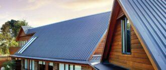 «Как самостоятельно покрыть крышу профнастилом» фото - profnastil 330x140