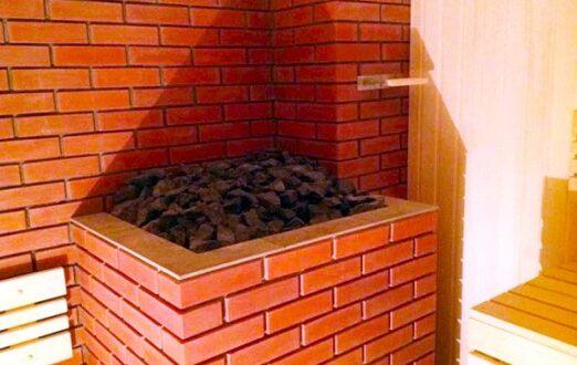 «Каким кирпичом обложить печь в бане?» фото - pravilno oblozhit pech v bane kirpichom 522x330