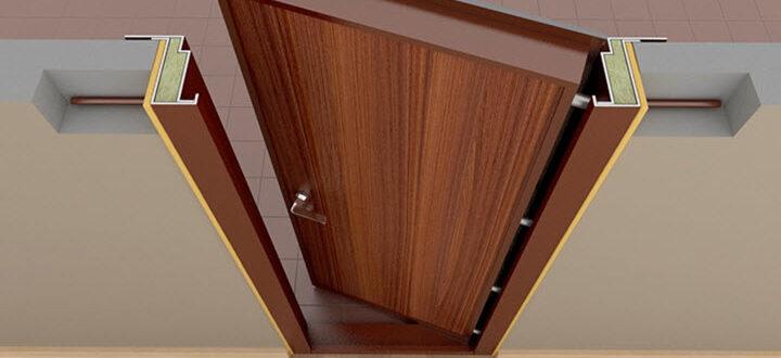 «Как выбрать входную дверь» фото - komplekt dvernoj korobki 720x330