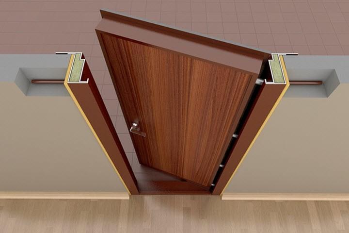 «Как выбрать входную дверь» фото - komplekt dvernoj korobki