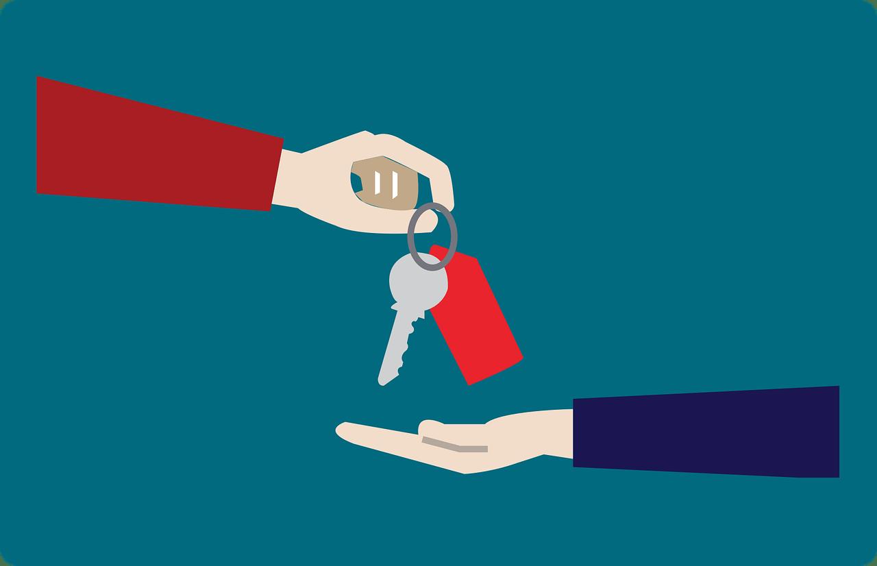 «Закон о регистрации недвижимости» фото - keys 5782195 1280